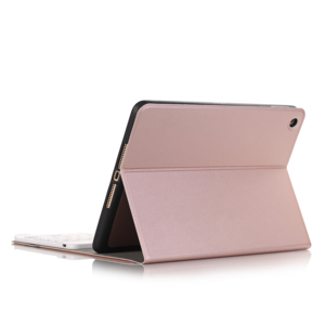 Image 5 - Backlit Toetsenbord Case Voor iPad 10.2 2019 met Potlood Houder Case voor Apple iPad 7th Generatie 10.2 inch draadloze toetsenbord capa