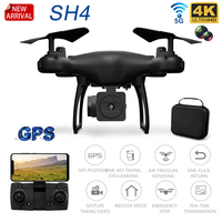 GPS SH4 Rc Drone 4K HD 1
