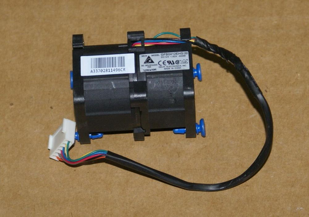 519711-001 Server Fan For Proliant DL120 G6 G7 DL160 G6 DL320 G6 DL165 G7 Well Tested With Three Months Warranty