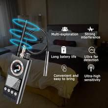 Anti Spy Wireless RF Signal Detector Bug GSM GPS Tracker telecamera nascosta dispositivo di caduta versione professionale militare K68