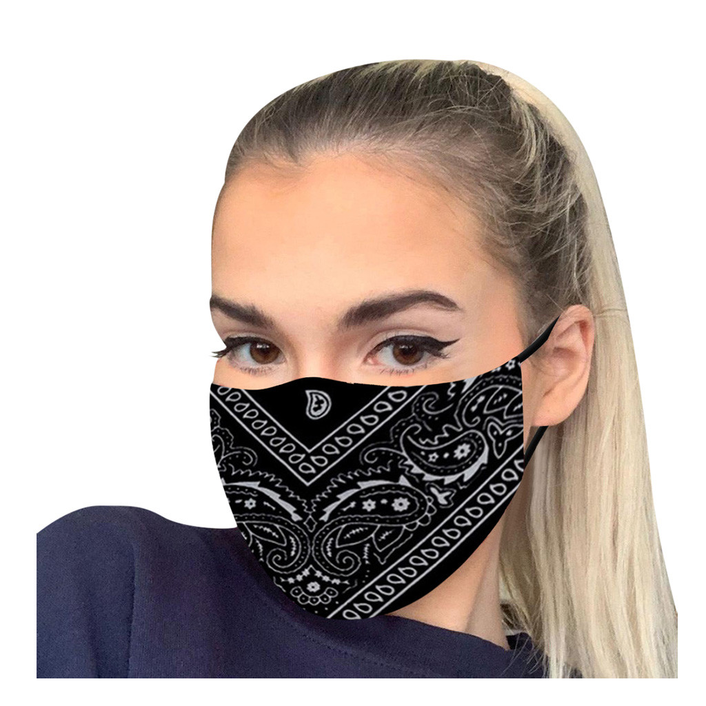 Women Men Outdoor Sports Bandana Scarf Headwear Face Mask Riding Camping Cycling Headscarf Tube Wristband Headband Cool 2