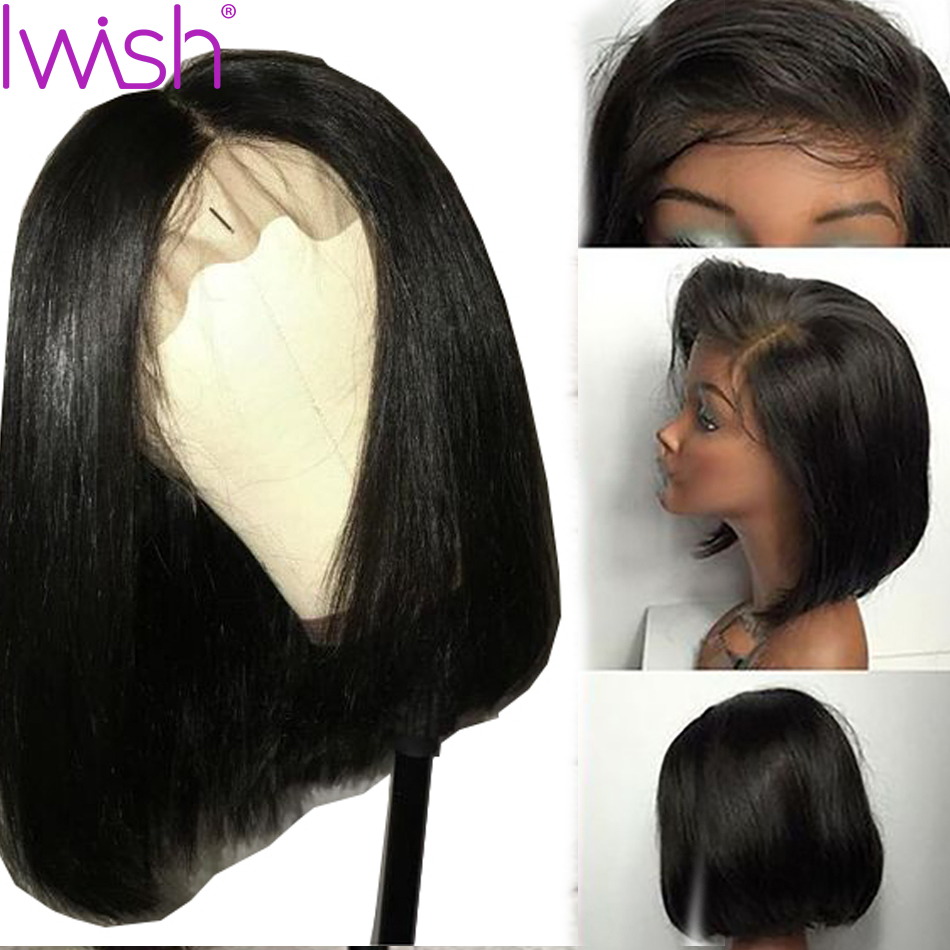 natural hair bob lace front wigs 613 bob wig 100 lace front human hair wigs perruque