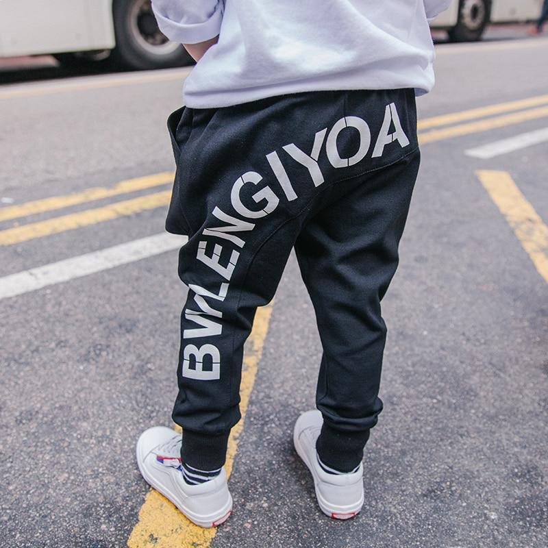 Original Design Spring Models Pants dan ku 2021 New Children's Clothing Korean Version of the  Sports Pants Male Trousers 1