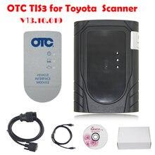 Novo varredor de otc tis3 de gts para to-yota it2 mais recente v14.30.028 para-yota it3 otc gts global techstream carro ferramenta de diagnóstico automático