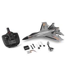 Wltoys A100-Annihilation 11 3CH RC FPV гоночный самолет игрушки Мини 340 мм размах крыльев EPP rc беспилотный самолет игрушка с высокой скоростью