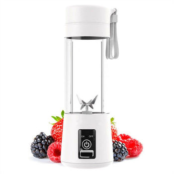 Portable Mixer USB Electric Fruit Juicer Handheld Smoothie Maker Blender Stirring Rechargeable Mini Food Processor Juice Cup 11