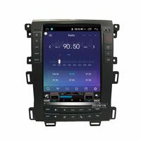 Octa Core Android 8.1 Car GPS Navigation Stereo Radio for Ford edge 2011 2012 2013 2014 taurus wifi mirrorlink a/c bluetooth