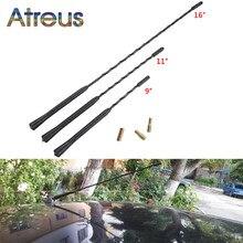 Antena estéreo universal para teto de carro, rádio fm/am para assento jeep mitsubishi fiat lexus suzuki buick