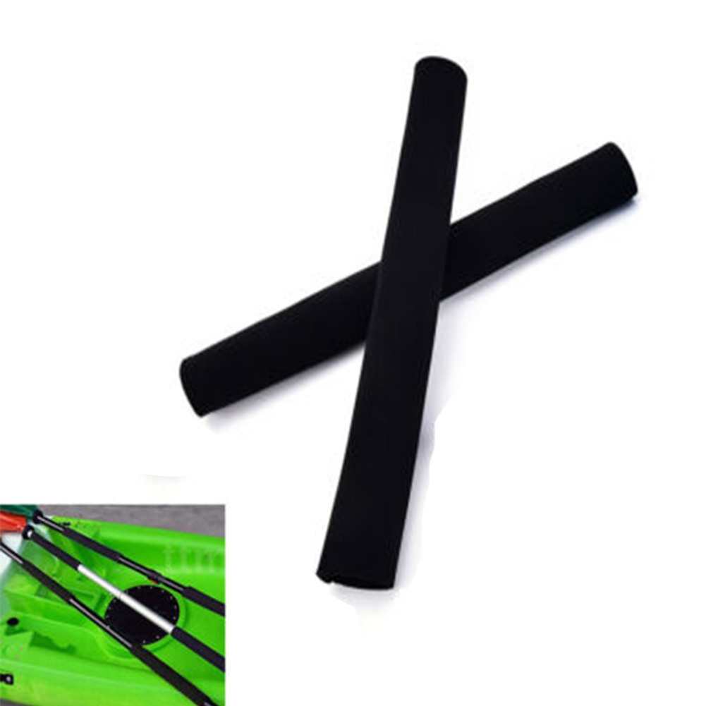 2pcs/set Soft Neoprene Paddle Grips Canoe Prevent Blisters Protective Boat Anti Calluses Oar Holder Rowing Colorful Kayak