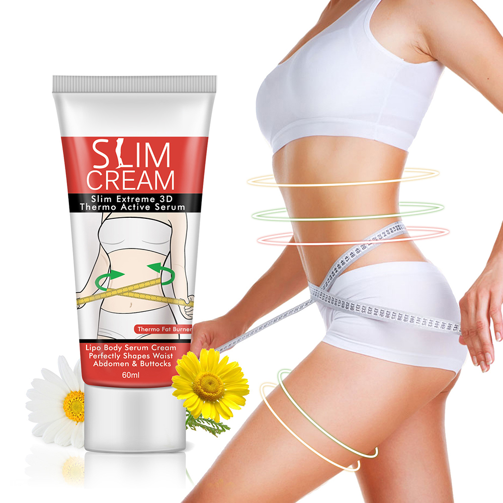 2pcs/lot Slimming Cream Fast Burning Products Anti Cellulite Weight Loss For Arm Body Leg Belly Remover For Ultrasound Machine
