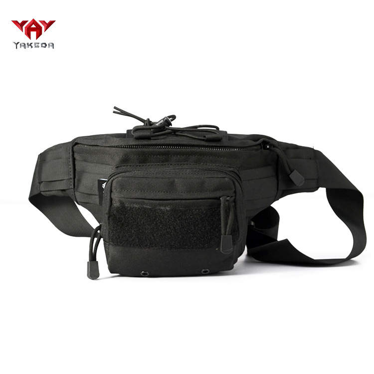 Yakeda Outdoor Wallet Casual Men And Women Multi-functional Waterproof Sports Waist Bag Mountaineering Bag Riding Chest Bag Shou
