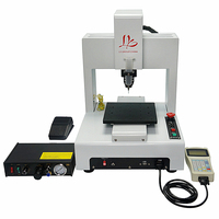 automatic Digital glue dispenser 3axis SMD dispensing for circuit boards, electronic components