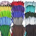5 метров, 1 мм, 2 мм, 3 мм, красочная эластичная строчка, круглые эластичные строчки, аксессуары для шитья своими руками