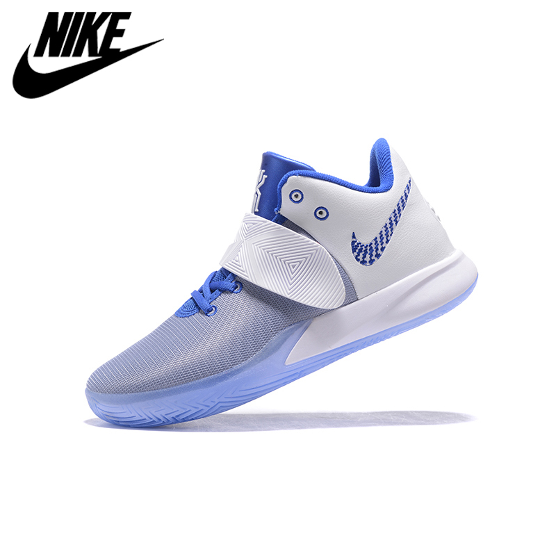 Original 2020 New pattern Nike KYRIE FLYTRAP 3 Men Basketball Shoes  Breathable Outdoor Sports Sneakers
