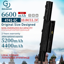 Golooloo 4400mah batterie dordinateur portable Pour Acer Aspire AS10D51 AS10D61 AS10D71 AS10D75 AS10D81 V3 v3 771g 5560G 5741G 5750G AS10D31