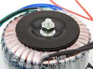 Image 3 - 75VA pure copper Circular Transformer of tube amplifier 75W 190V 0 190V 0.15A 0 6.3V 3A TUBE AMP power supply
