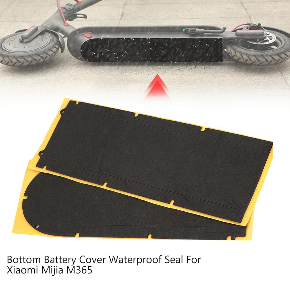 Electric Scooter Bottom Battery Cover Waterproof Seal For Xiaomi Mijia M365 Scooter Accessories