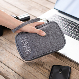 Cable Organizer Bag Electronic