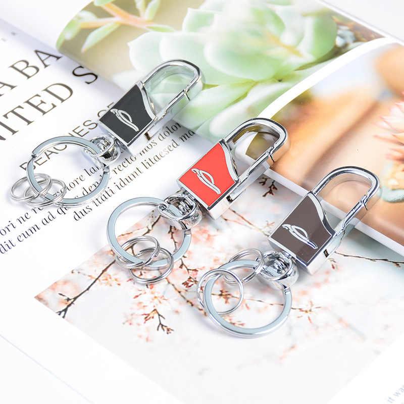 2019 สร้างสรรค์ของขวัญ Enamel Key แหวนผู้ชายเอวแขวนสนับสนุนการปรับแต่งผู้ผลิตโดยตรงใหม่พวงกุญแจ