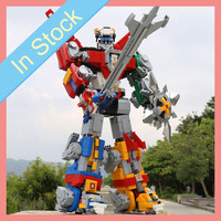 In stock 16057 2334Pcs ideas series Voltron Defender of The Universe Building Blocks Bricks Kids toys Christmas Gift 21311