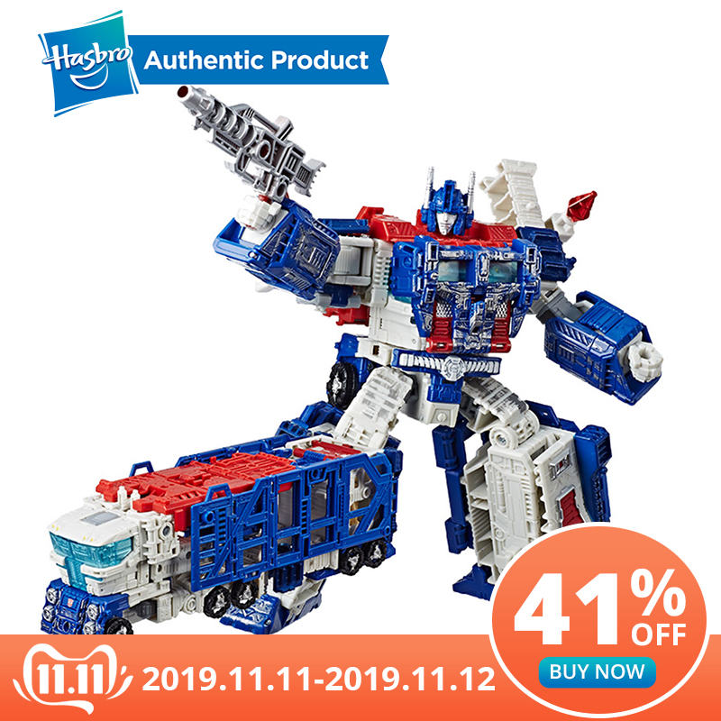 Hasbro Transformers Generations War For Cybertron Siege Leader Class Leader WFC-S13 Ultra Magnus Action FIgure