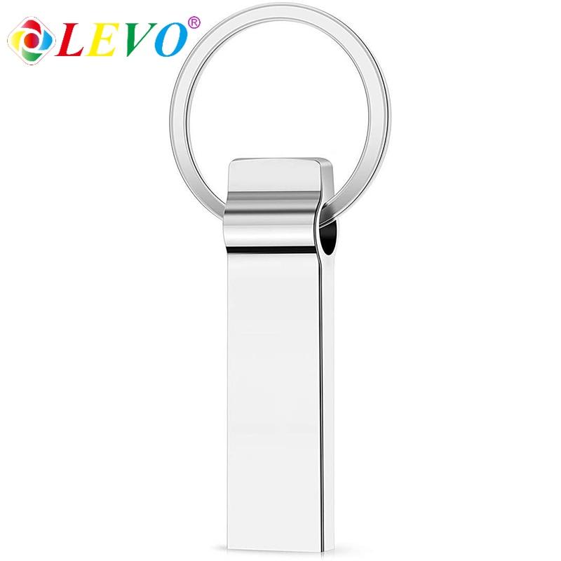 Hot Sale Metal Key Chain Usb Pendrive 4GB 8GB 16GB Flash USB 2.0 Memory Stick 32GB 64GB 128GB Usb Flash Drive Pen Drive U Disk