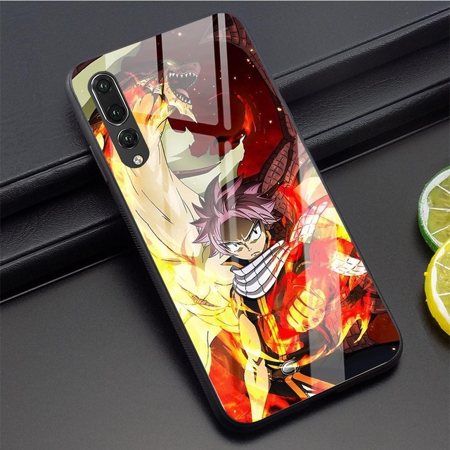 FAIRY TAIL THEMED HUAWEI PHONE CASE (12 VARIAN)