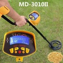 MD-3010 металлоискатель золотоискатель Охотник за сокровищами Наземный Поиск металлоискатель/самородок искатель Золото Серебро детектор MD3010