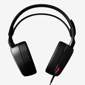 Image 3 - SteelSeries Arctis Pro 고 충실도 게임용 헤드셋 고해상도 스피커 드라이버 DTS 헤드폰: X v2.0 PC 용 서라운드, 검정색