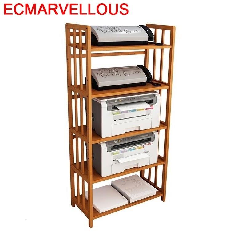 Nordico Repisa Agenda Sepsradores De Madera Printer Shelf Archivadores Archivero Mueble Archivador Para Oficina Filing Cabinet