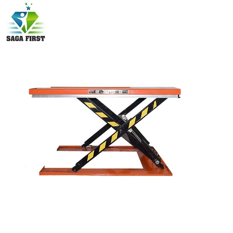 Cheap Electric Platform U Shape Scissor Lift Table