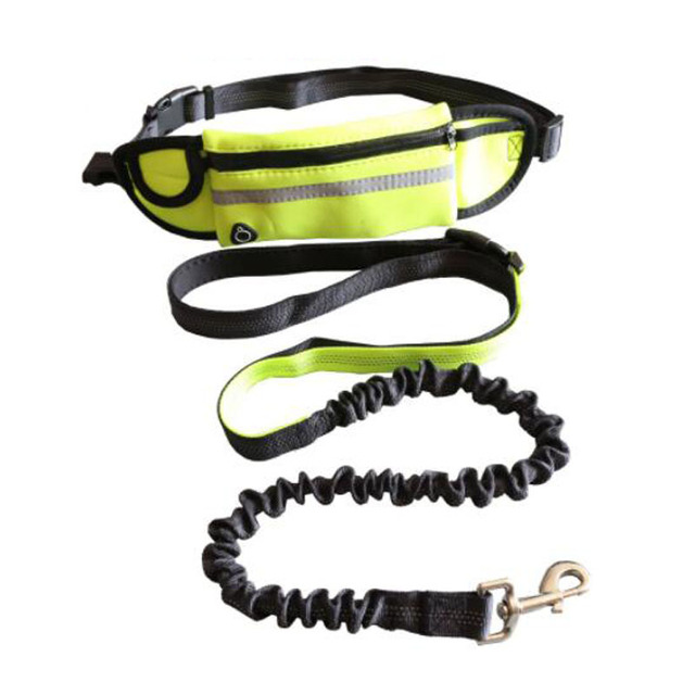 Pet Pocket Running Two-Piece Traction Rope  6