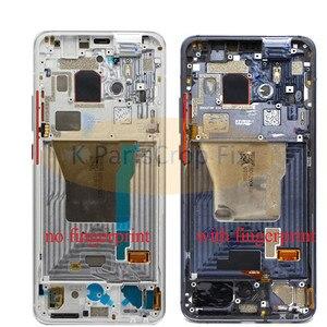 Image 4 - 6.67 Super AMOLED dla Xiaomi Poco F2 Pro wyświetlacz LCD ekran dotykowy Digitizer zamienniki części dla Xiaomi redmi k30 pro LCD