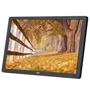 Digital-Photo-Frame Picture 10inch-Screen Electronic-Album New Music HD Good-Gift Movie