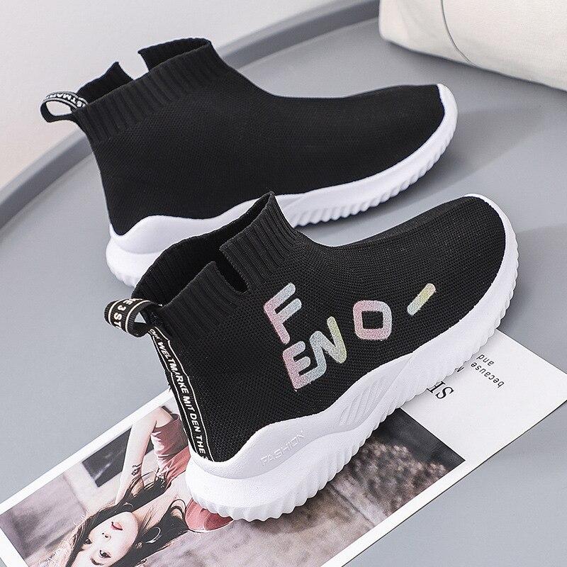 Sock Shoes Woman Sneakers