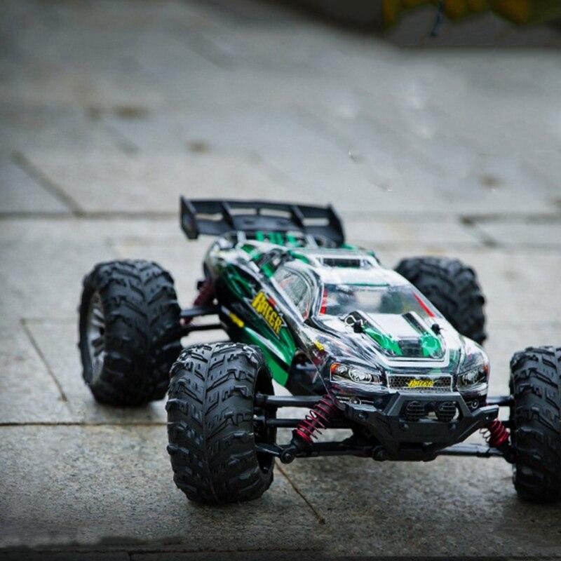 2,4G 4WD гоночный автомобиль с дистанционным управлением, светильник, электронный монстр, внедорожник, грузовик, багги, игрушка - 6