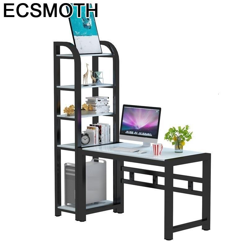 Escrivaninha Tavolo Office Small Support Ordinateur Portable Notebook Stand Tablo Bedside Mesa Study Desk Computer Table