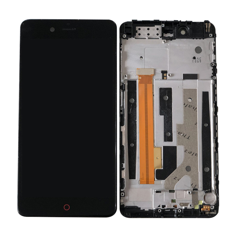 For ZTE Nubia Z17 mini NX569J NX569H LCD Display and Touch Screen Repair Parts Replacement(China)