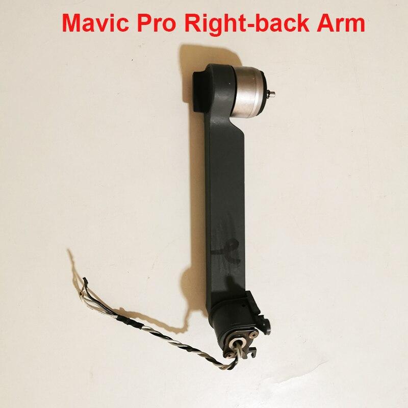 Для dji mavic pro передние рычаги задние для замены левой правой