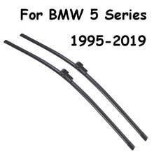 Щетки стеклоочистителя передние для BMW 5 серии от 1995 1996 1997 1998 1999 2000 2001 2002 до 2019 лет, стеклоочистители для автомобилей, Стайлинг автомобиля