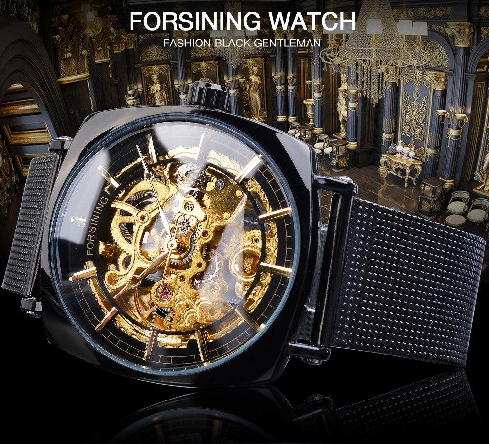 H07c43f08ab424ea79325194d5a876742f Jaragar Retro Luxury Classic Design Genuine Leather Belt 3 Dial Roman Number Men Automatic Watch Top Brand Mechanical Wristwatch