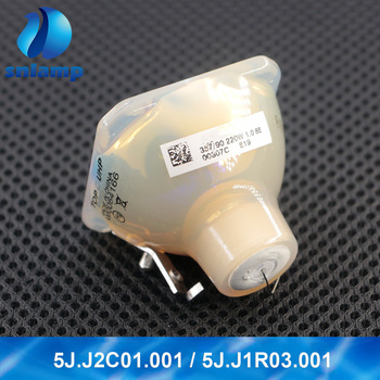 100% Original Projector Lamp Bulb for 59.J9301.CG1 5J.J1R03.001 5J.J1S01.001 for BenQ CP220 MP610 MP620p MP720p MP770 W100 MP611