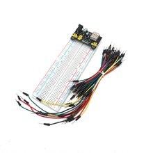 33 v 5v mb102 макетная плата программный блок питания модуль