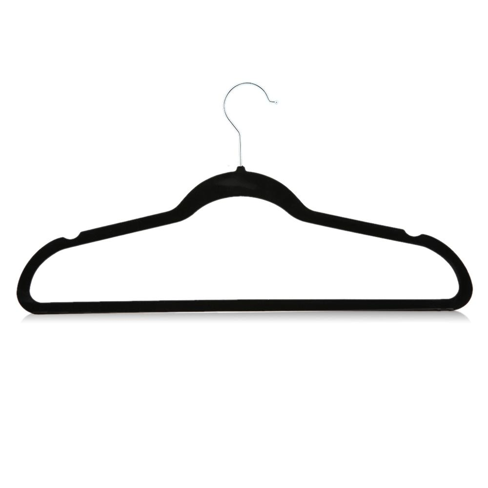 50/100 Pcs Portable gain de place cintre magique vêtements cintre placard organisateur maison outil stockage Rack