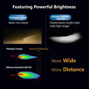 Image 5 - 2X Philips Ultinon Ätherisches G2 LED 6500K H1 12/24V 19W P 14,5 s Weit und in der nähe von licht Original lampe Super weiß licht 11258UE2X2