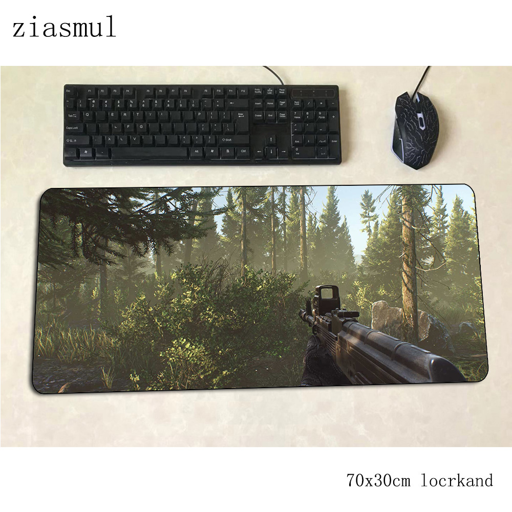 escape from tarkov mouse pad Computer mat 700x300x3mm gaming mousepad large Indie Pop padmouse keyboard games pc gamer desk