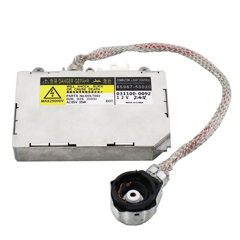 OEM D2S D2R HID Xenon Ballast 85967-50020 for Lexus IS300 Toyota Prius DDLT002