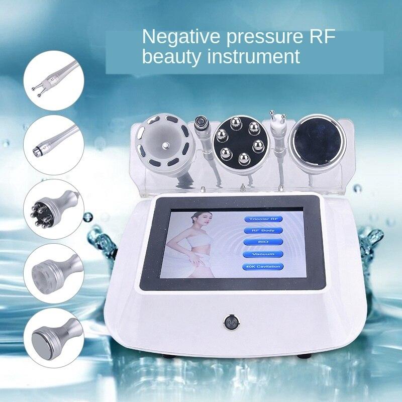 Ujemne ciśnienie kształtowanie sylwetki Instrument częstotliwości radiowej maszyna do spalania tłuszczu RF odchudzanie narzędzie schudnąć urządzenie antycellulite