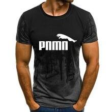 Мужская футболка с забавным принтом 2020 Спортивная камуфляжная