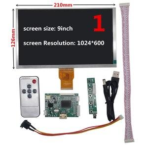 Pantalla LCD de 50 pines controlador TTL Placa de controlador de Control HDMI para placa de controlador Lattepanda Raspberry Pi Banana Pi